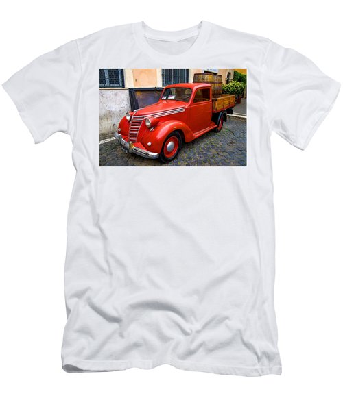 Car Men's T-Shirt (Athletic Fit)