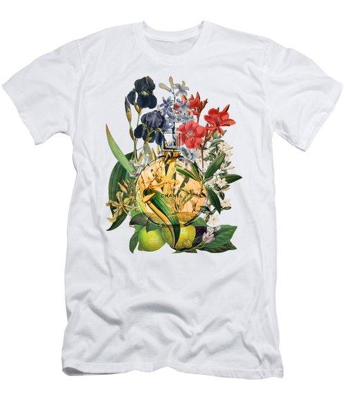 Chance Notes  Men's T-Shirt (Athletic Fit)