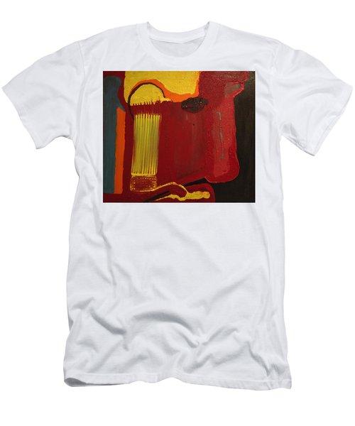 Christ's Profile Men's T-Shirt (Athletic Fit)