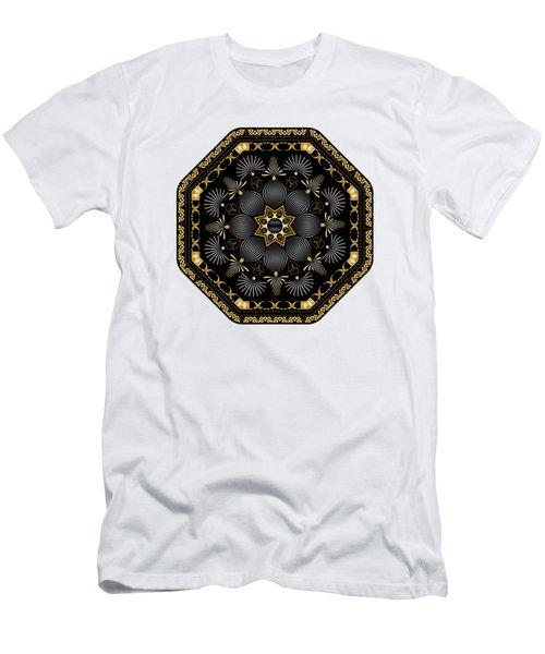 Circularium No. 2616 Men's T-Shirt (Athletic Fit)