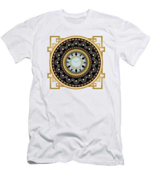Circularium No 2653 Men's T-Shirt (Athletic Fit)