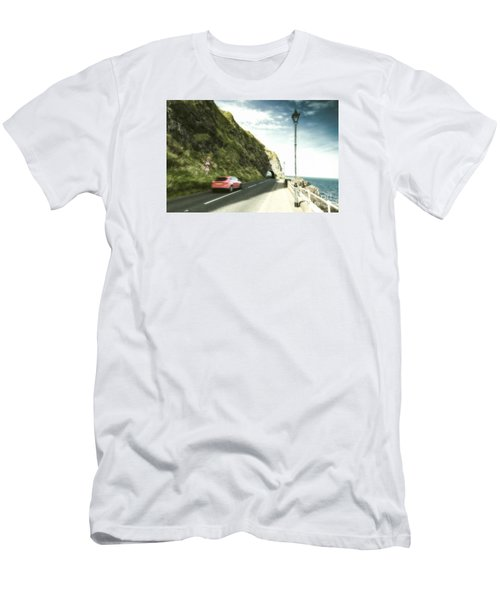 Coast Road Men's T-Shirt (Athletic Fit)