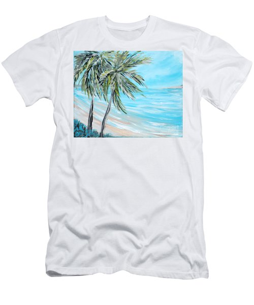 Collection. Art For Health And Life. Painting 3 Men's T-Shirt (Athletic Fit)