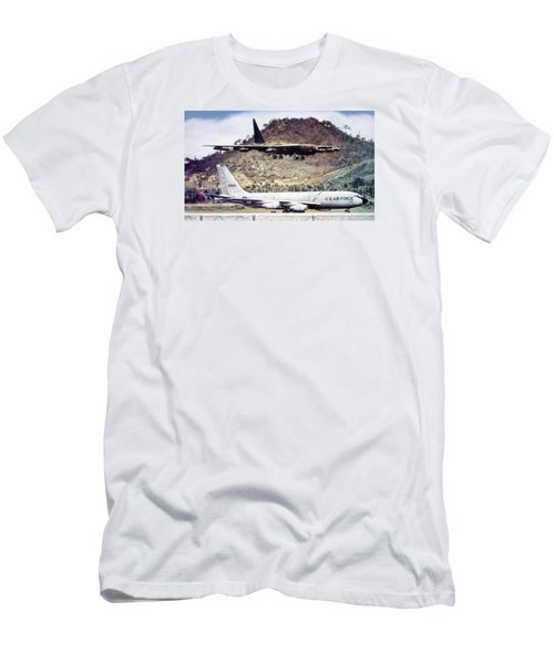 Coming Home  Men's T-Shirt (Slim Fit) by Peter Chilelli