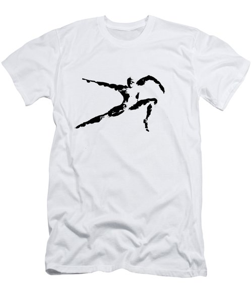 Crouch Men's T-Shirt (Athletic Fit)