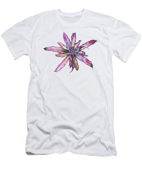 Cryptanthus Tropical Heat Wave Men's T-Shirt (Athletic Fit)