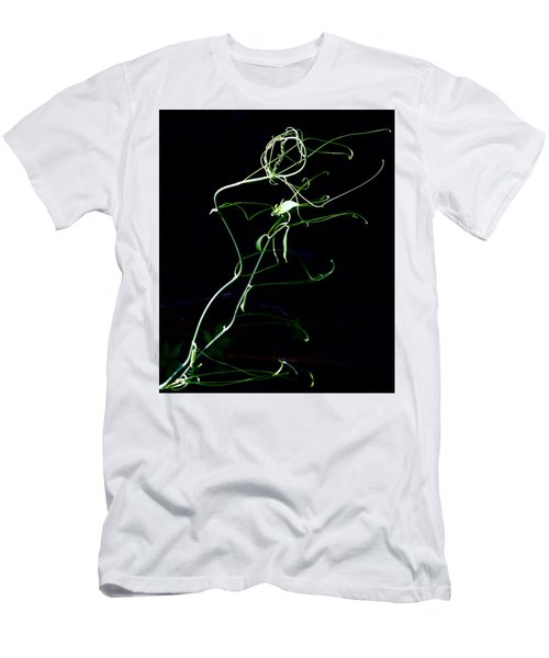 Dancing Vine Men's T-Shirt (Athletic Fit)