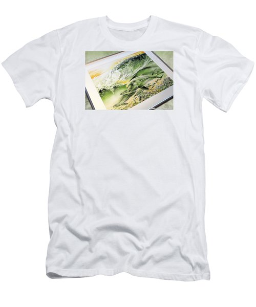 Dawn Patrol Men's T-Shirt (Slim Fit) by William Love