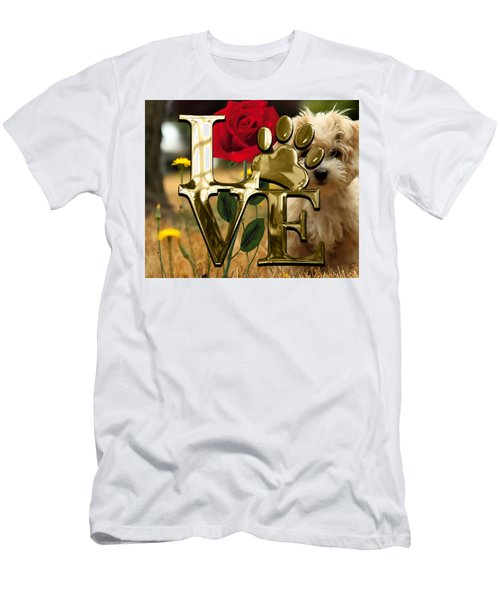 Dog Lover Collection  Men's T-Shirt (Athletic Fit)