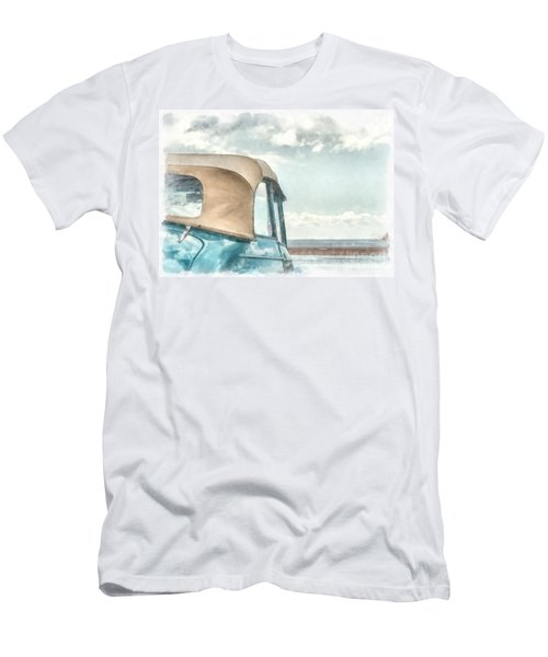 Down At The Shore Men's T-Shirt (Athletic Fit)