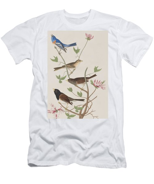 Finches Men's T-Shirt (Athletic Fit)