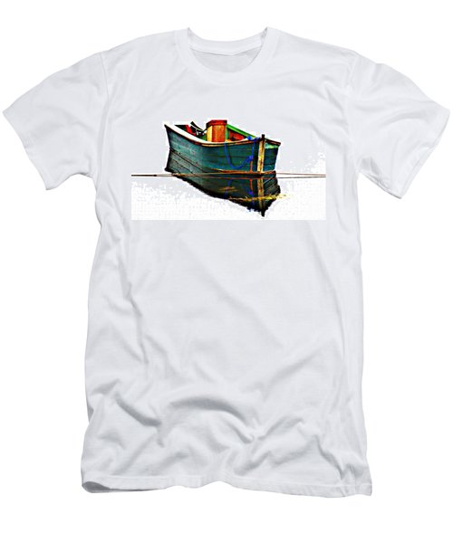 Floating Men's T-Shirt (Athletic Fit)