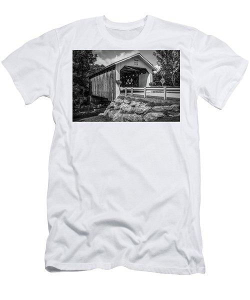 Fuller Bridge Men's T-Shirt (Athletic Fit)