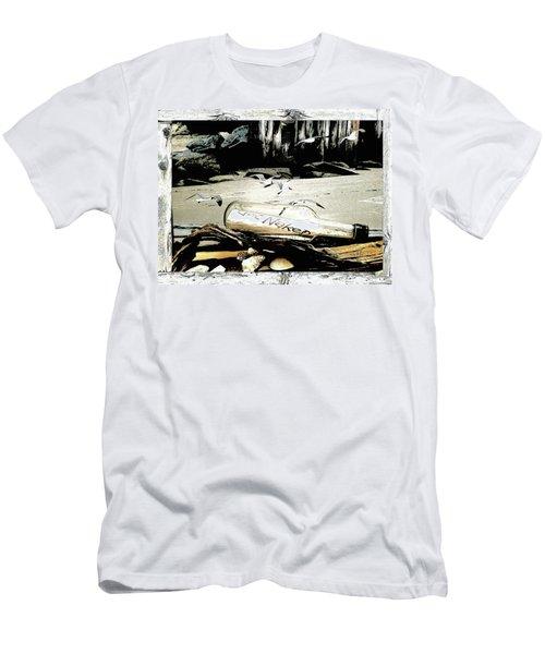Get Naked Men's T-Shirt (Athletic Fit)