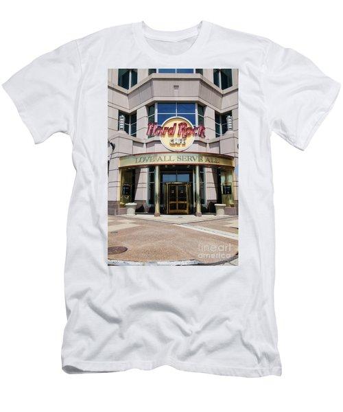 Hard Rock Cafe Men's T-Shirt (Athletic Fit)