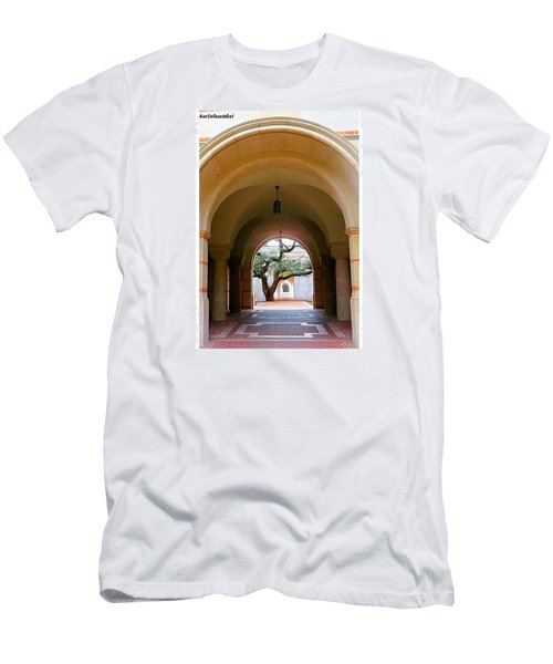 I Love All The #arches At #rice Men's T-Shirt (Athletic Fit)