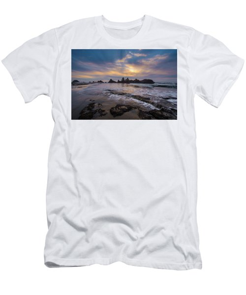 Incoming Tide 2 Men's T-Shirt (Athletic Fit)