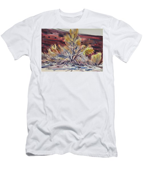Ironwood Men's T-Shirt (Slim Fit) by Donald Maier