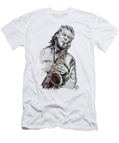 Jan Garbarek Men's T-Shirt (Athletic Fit)