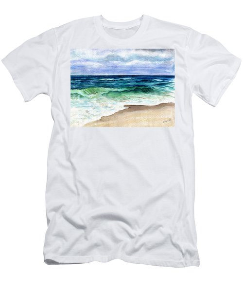 Jersey Shore Men's T-Shirt (Athletic Fit)