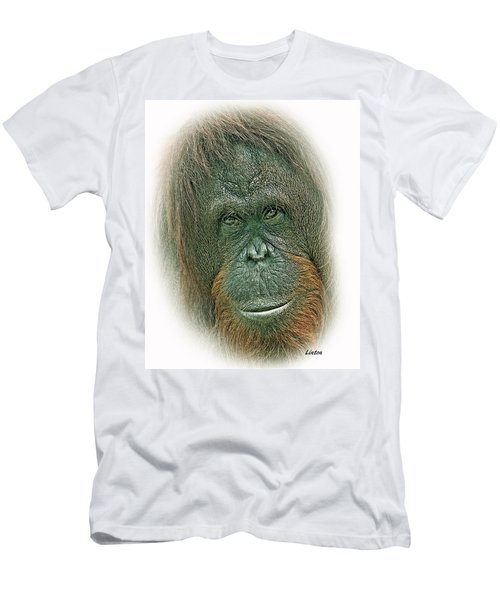Lady Of The Forest Men's T-Shirt (Athletic Fit)