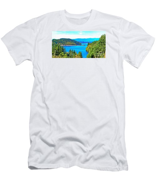 Lake Mayfield Men's T-Shirt (Athletic Fit)