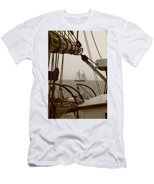 Lewis R French Men's T-Shirt (Athletic Fit)