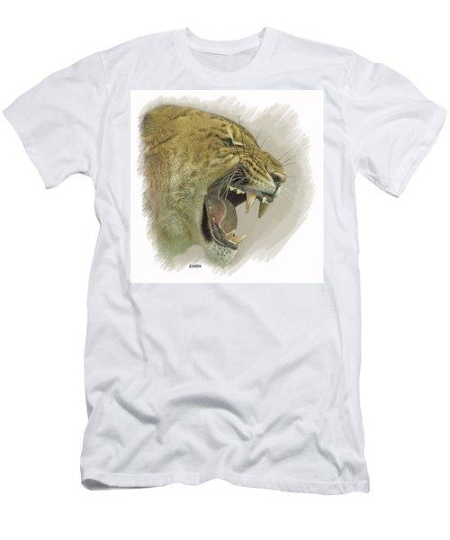 Liger Men's T-Shirt (Athletic Fit)