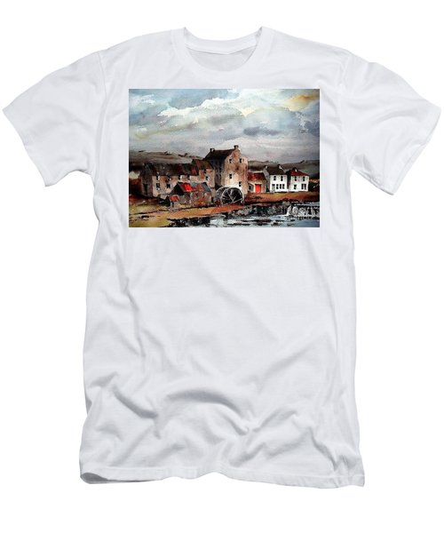 Mill At Bruree, Limerick Men's T-Shirt (Athletic Fit)