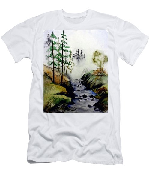 Misty Creek Men's T-Shirt (Athletic Fit)