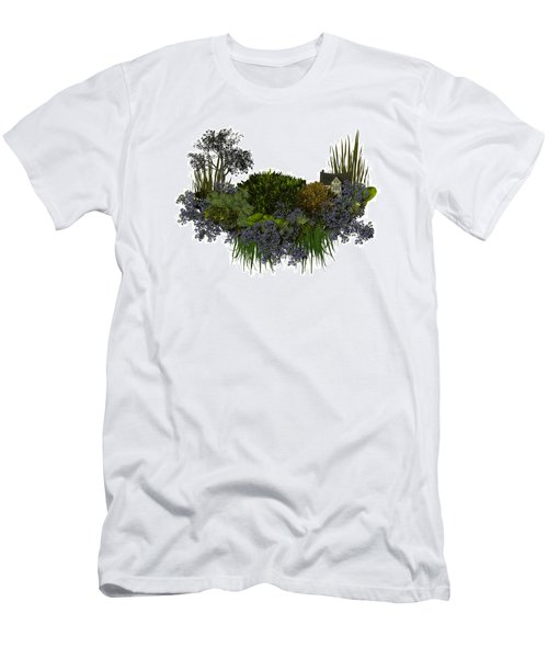 Moss Island Men's T-Shirt (Athletic Fit)