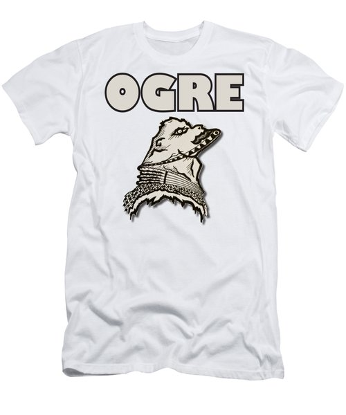 Ogre Men's T-Shirt (Athletic Fit)