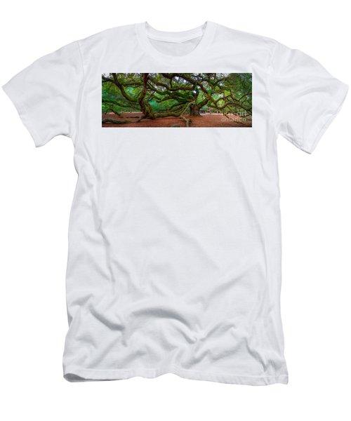 Old Southern Live Oak Men's T-Shirt (Athletic Fit)