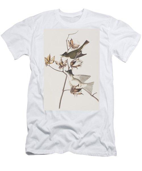 Pewit Flycatcher Men's T-Shirt (Athletic Fit)