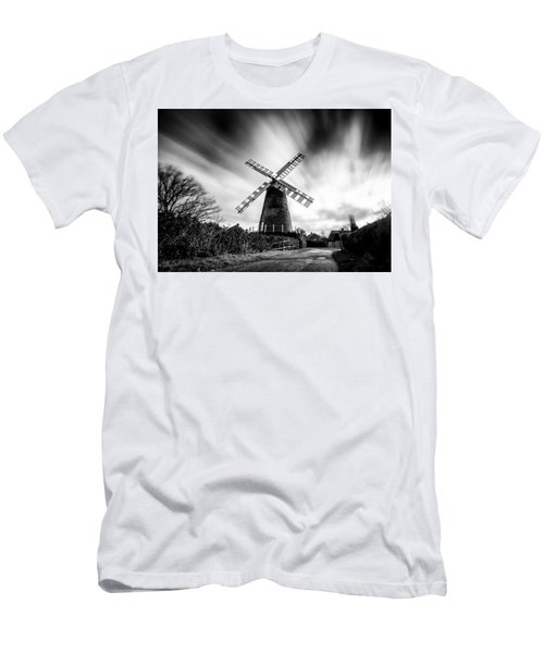 Polegate Windmill Men's T-Shirt (Athletic Fit)