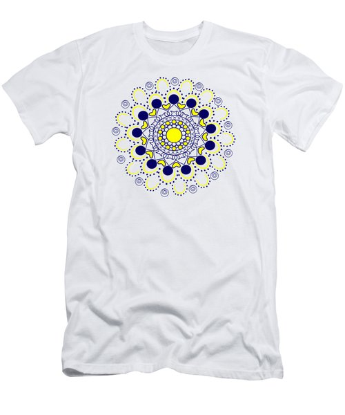 Rangoli Men's T-Shirt (Athletic Fit)