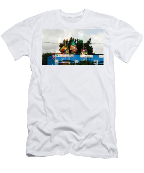 Reflection Lights Men's T-Shirt (Athletic Fit)