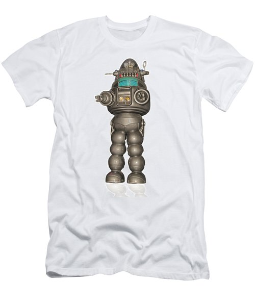Robby The Robot Men's T-Shirt (Athletic Fit)