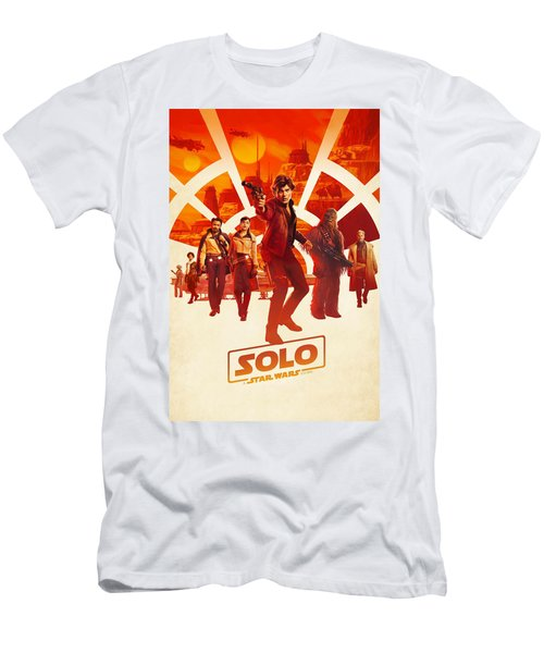 Solo A Star Wars Story - 2018 Men's T-Shirt (Athletic Fit)
