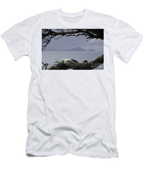 Somewhere Around Whangarei, New Zealand Men's T-Shirt (Slim Fit) by Yurix Sardinelly