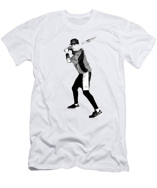 Southwest Aztecs Baseball Organization Men's T-Shirt (Slim Fit) by Nicholas Grunas