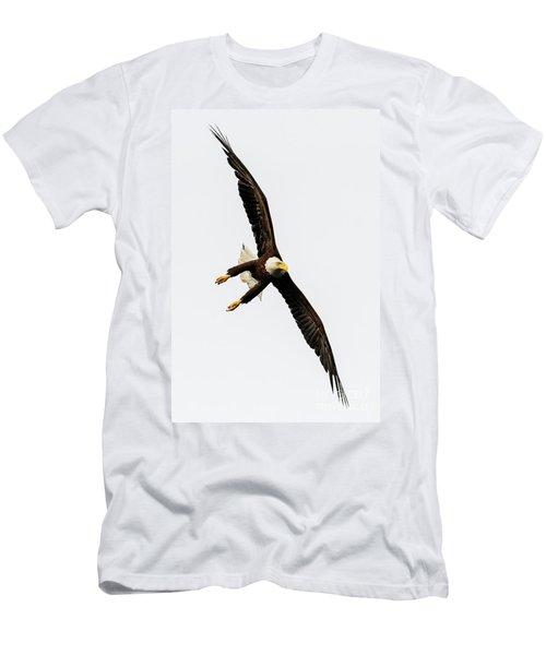 Talons Down Men's T-Shirt (Athletic Fit)