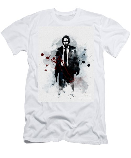 2026a41811 The Boogeyman Men's T-Shirt (Athletic Fit)