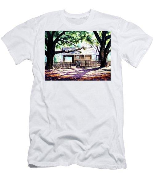 The Old Richardson Place Men's T-Shirt (Athletic Fit)