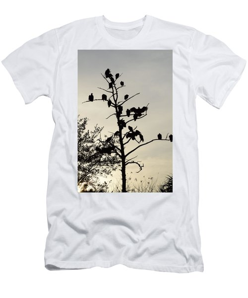 Tree For The Hungry Men's T-Shirt (Athletic Fit)