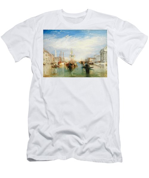 Venice, From The Porch Of Madonna Della Salute Men's T-Shirt (Athletic Fit)