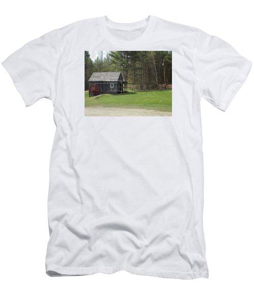 Vermont Grist Mill Men's T-Shirt (Athletic Fit)