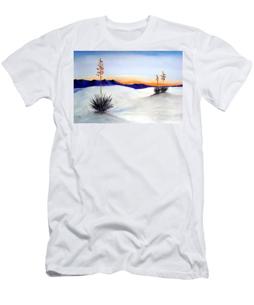 White Sands Men's T-Shirt (Athletic Fit)