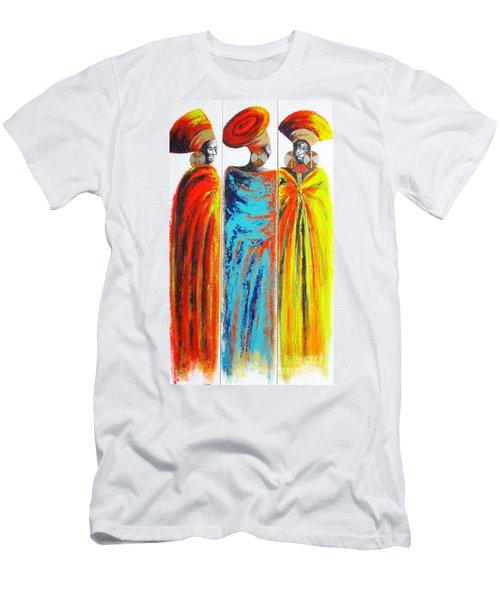 Zulu Ladies 2 Men's T-Shirt (Athletic Fit)
