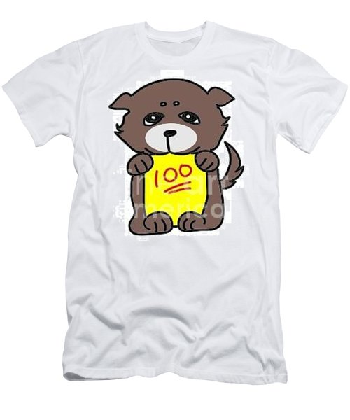 Jummy And Bobby Men's T-Shirt (Athletic Fit)